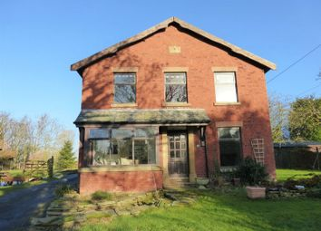 Thumbnail 4 bed detached house to rent in Marsh Lane, Longton, Preston