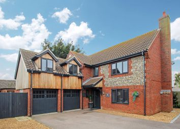 Thumbnail Detached house for sale in Watsons Close, Hopton, Great Yarmouth