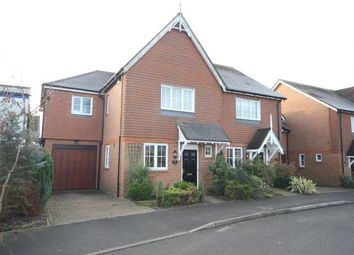 Thumbnail 3 bedroom property to rent in Halls Drive, Faygate, Horsham