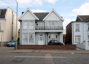 Thumbnail 2 bed flat for sale in Carnarvon Road, Clacton-On-Sea