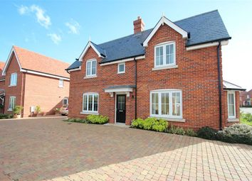 Thumbnail 4 bed detached house for sale in Maris Place, Barley Fields, Weeley