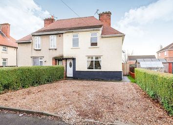 3 bed semi-detached house for sale in Worksop Road, Woodsetts, Worksop S81