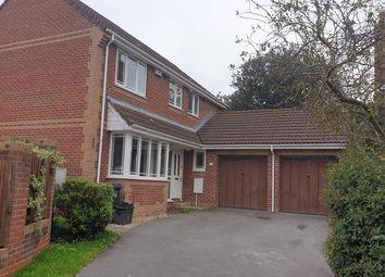 Quantock Way, Bridgwater TA6. 4 bed detached house