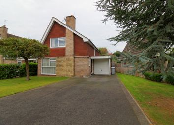 Thumbnail 3 bed detached house for sale in Valley Way, Knutsford