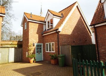 Thumbnail 2 bed detached house for sale in Church Mews, Swaffham