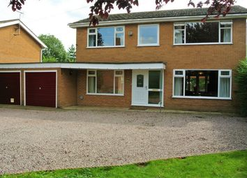 Thumbnail 4 bed detached house for sale in Stainfield Road, Hanthorpe, Bourne, Lincolnshire