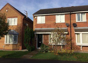 Thumbnail 3 bedroom semi-detached house for sale in Kingsbury Way, Kingswood, Hull