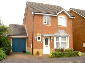Thumbnail 3 bedroom link-detached house to rent in Didcot, Oxfordshire