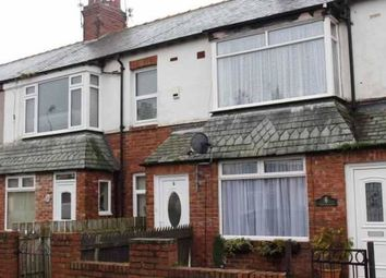 Thumbnail 2 bed flat for sale in Shotton Avenue, Blyth