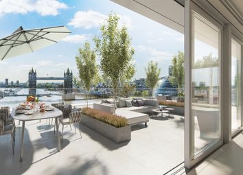 "Thumbnail 3 bedroom flat for sale in ""Penthouse"" at Lower Thames Street, London"
