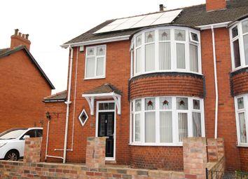 Thumbnail 3 bed semi-detached house for sale in Warren Avenue, Knottingley