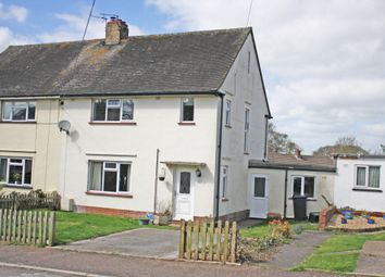 Thumbnail 3 bedroom semi-detached house to rent in Parkway, Woodbury, Exeter