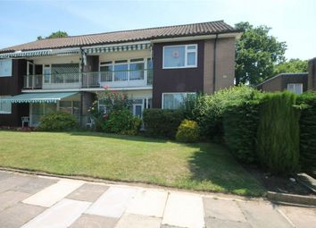 Thumbnail 3 bed flat for sale in Merryfield Gardens, Stanmore, Middlesex
