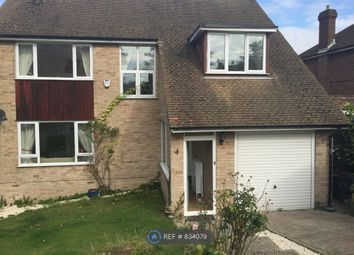 Thumbnail 4 bed detached house to rent in Ellenbridge Way, South Croydon