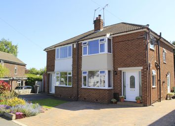 Thumbnail 3 bed semi-detached house for sale in Meyrick Avenue, Wetherby
