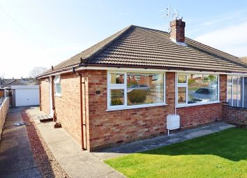 Thumbnail 2 bedroom bungalow for sale in Hadleigh Drive, Lowestoft