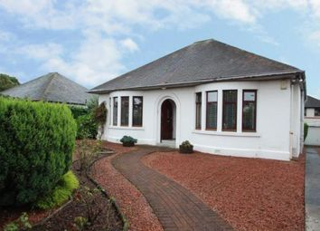 Thumbnail 3 bed bungalow for sale in Strathmore Avenue, Paisley, Renfrewshire
