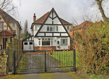 Thumbnail 3 bed detached house to rent in Mansfield Road, Redhill, Nottingham