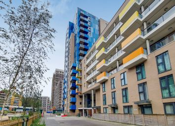 Thumbnail 2 bed flat to rent in Parkside Avenue, Greenwich, London