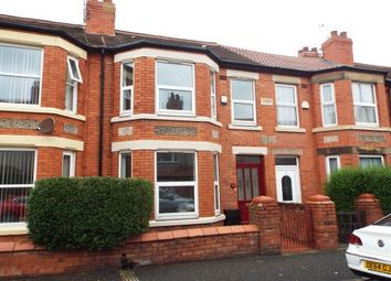 Thumbnail 3 bedroom terraced house to rent in Orrysdale Road, West Kirby, Wirral