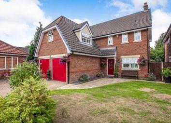 Thumbnail 4 bed detached house for sale in Loxwood Close, Walton-Le-Dale, Preston, Lancashire