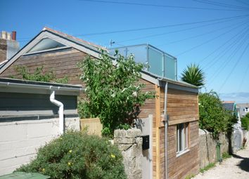 Thumbnail 1 bed maisonette for sale in Sea View Terrace, St. Ives