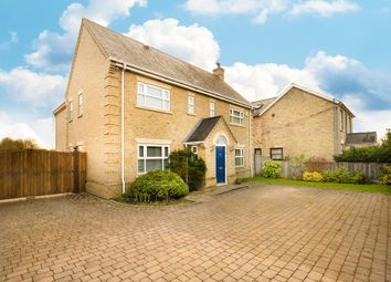 Thumbnail 5 bedroom barn conversion for sale in St. Ives Road, Somersham, Huntingdon