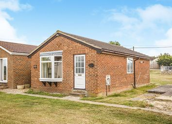 Thumbnail 2 bed bungalow to rent in Warden Bay Road, Leysdown-On-Sea, Sheerness