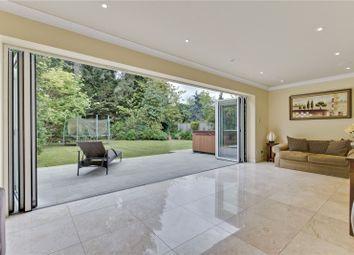 6 bed detached house to rent in Pine Walk, Cobham, Surrey KT11