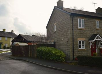 Thumbnail 3 bed end terrace house for sale in Heritage Court, Llantarnam, Cwmbran