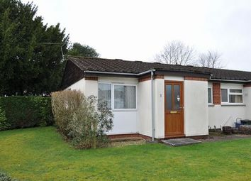 Thumbnail 1 bed bungalow for sale in Townlands, Willand, Cullompton