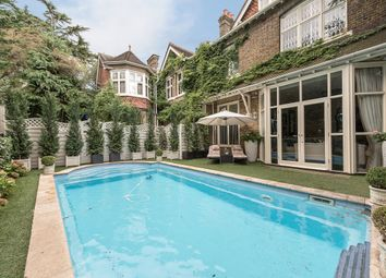 Thumbnail 7 bed property to rent in Frognal, London