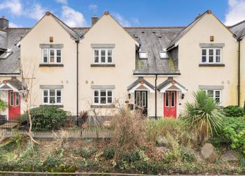 Thumbnail 3 bed terraced house for sale in Dartmoor Court, Bovey Tracey, Newton Abbot