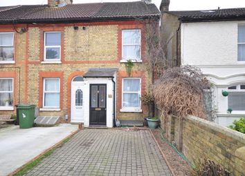 Thumbnail 3 bed end terrace house to rent in Upper Fant Road, Maidstone