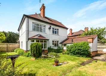 Thumbnail 5 bed detached house for sale in Fairfield Road, Uttoxeter
