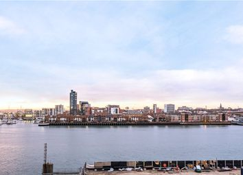 Thumbnail 1 bedroom flat for sale in Centenary Quay, Woolston, Southampton