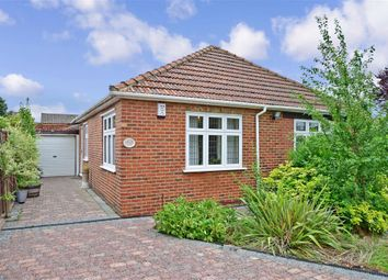 Thumbnail 2 bed detached bungalow for sale in Brantwood Road, Barnehurst, Kent