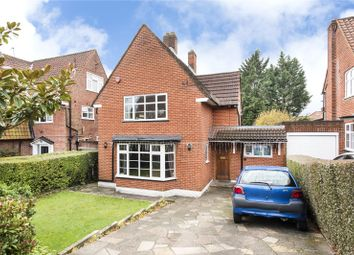 Thumbnail 3 bed detached house for sale in Sunnyfield, Mill Hill, London