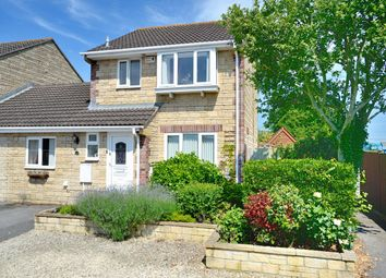 Thumbnail 3 bed link-detached house for sale in Saxon Mead Close, Gillingham