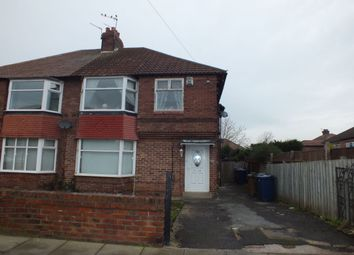 Thumbnail 2 bed flat for sale in Severus Road, Fenham, Newcastle Upon Tyne