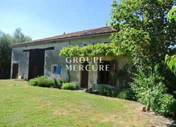 Thumbnail 2 bed country house for sale in La-Chapelle-Baton, Poitou-Charentes, 86250, France
