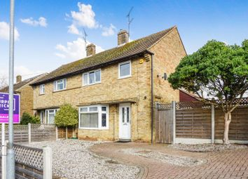 Thumbnail 3 bed semi-detached house for sale in Acres Avenue, Ongar