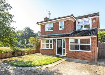 Thumbnail 4 bed detached house for sale in Moor Lane, Flitwick