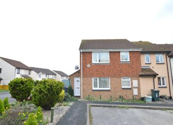 Thumbnail 1 bed terraced house for sale in Ash Road, Kingsteignton, Newton Abbot, Devon