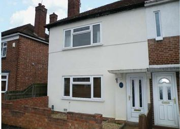 Thumbnail 3 bedroom end terrace house to rent in Fane Road, Walton, Peterborough