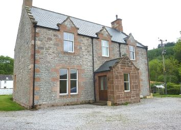 Thumbnail 6 bed farmhouse for sale in The Steading Gubhill, Dumfries, Dumfries And Galloway.