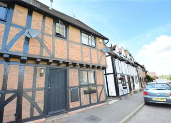 Thumbnail 3 bed end terrace house for sale in Red Lion Way, Wooburn Green, High Wycombe