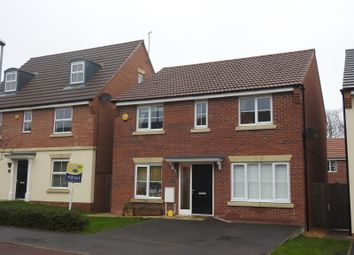 Thumbnail 4 bed detached house for sale in Bradstone Drive, Mapperley, Nottingham, Nottinghamshire