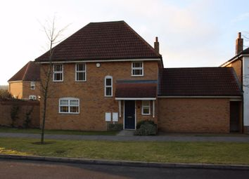 Thumbnail 4 bed detached house to rent in Pascal Drive, Medbourne, Milton Keynes