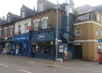 Thumbnail Retail premises to let in Hoe Street, London